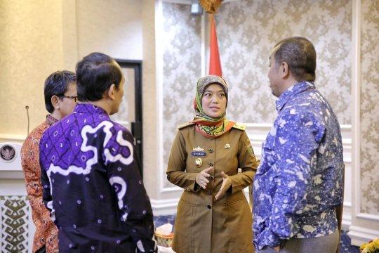 Pemprov Lampung dan KPK bangun sinergitas terkait pencegahan korupsi