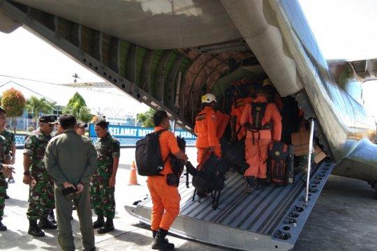 Medan pencarian helikopter MI 17 hilang kontak sangat ekstrem