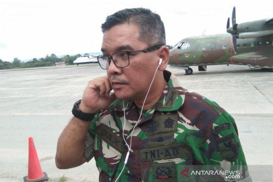 TNI masih melakukan pencarian helikopter M 17