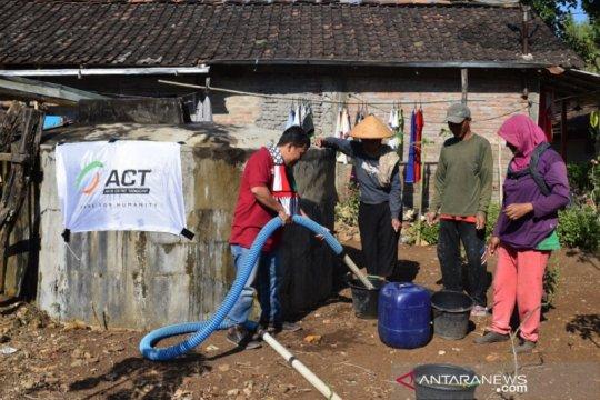 BPBD Gunung Kidul akan distribusikan air bersih di 307 dusun