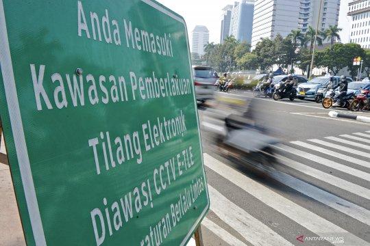 Polri segera berlakukan tilang elektronik di kota besar