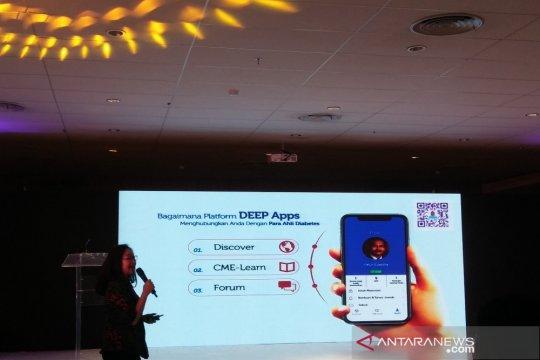 DEEP, aplikasi mobile komunikasikan penyakit diabetes