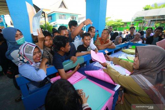 Seluruh SMPN Banjarmasin dapat tampung 7.000 siswa baru