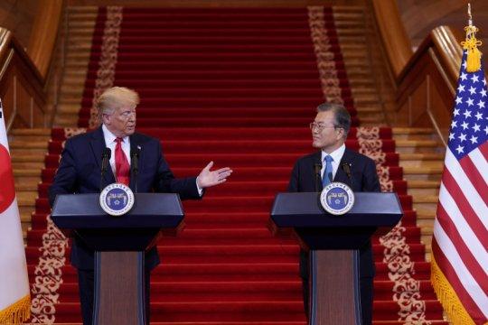 Trump undang Korsel di G7, ini plus minus kehadiran negeri ginseng