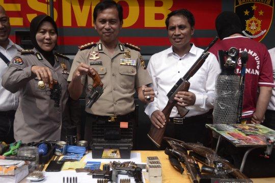 Kasus senjata api rakitan
