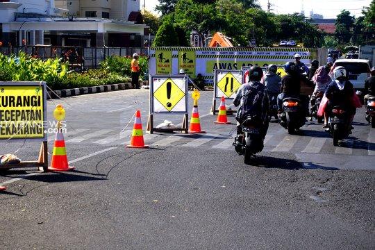 Pemkot mulai kerjakan PIT Alun-Alun Surabaya sisi barat