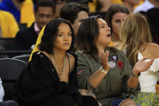 Rihanna kejutkan Piala Dunia kriket