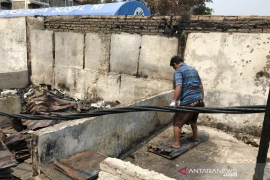 Korban kebakaran Tanah Abang harapkan pembangunan kembali