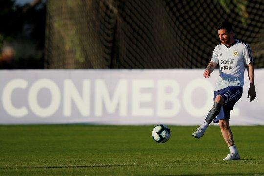 Messi siap berkorban demi kemaslahatan tim