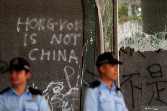 Pascaprotes, RUU Ekstradisi Hong Kong dinyatakan batal