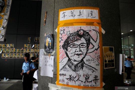 Polisi Hong Kong minta jaminan perlindungan jelang aksi lanjutan