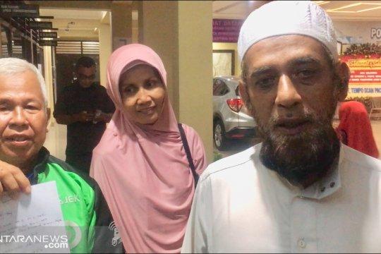 Mediasi berlangsung damai, pelapor sebut ketegangan bukan kericuhan
