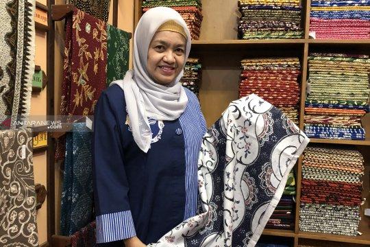 Pengusaha batik tulis incar pasar luar negeri