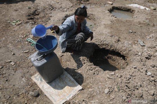 Empat kabupaten di Jawa Tengah butuh bantuan air bersih