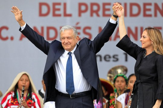Meksiko akui kecerobohan dalam penangkapan putra gembong narkoba
