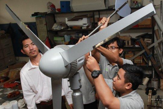 LIPI siap membuat turbin angin dengan muatan lokal