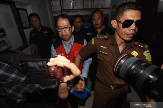 Sidang tuntutan Joko Driyono akan digelar hari ini