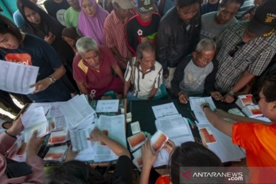 Pemerintah diminta segera selesaikan verifikasi penerima jamina hidup