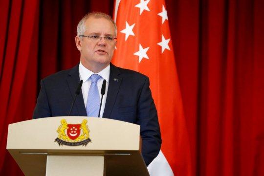 "PM Australia minta warga tidak hadiri demo ""Black Lives Matter"""