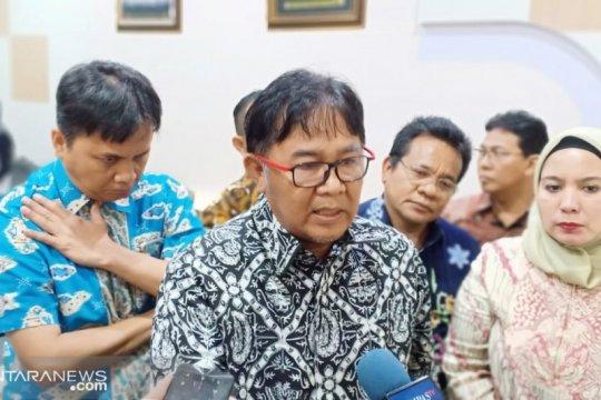 Perbaikan jalan Palembang-Jambi segera dilakukan