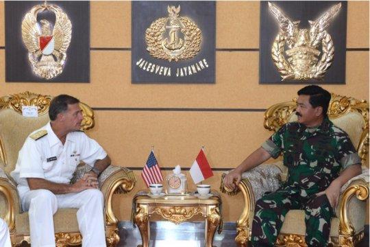 Komandan Armada Pasifik AS perkuat kemitraan dengan Indonesia