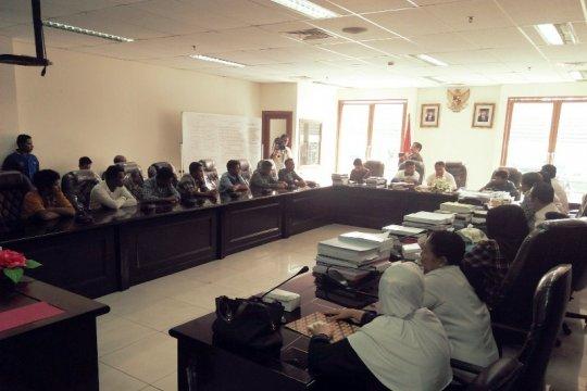 Koalisi LSM desak DPRD Maluku hentikan proyek irigasi Waibobi