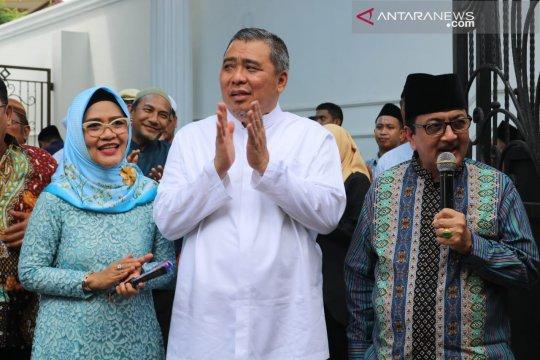 Ahmad Ali terbuka mengenai calon pasangannya di pilkada Sulteng