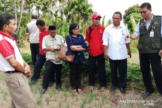 Petani Lombok Utara optimis dengan program Korporasi Kementan
