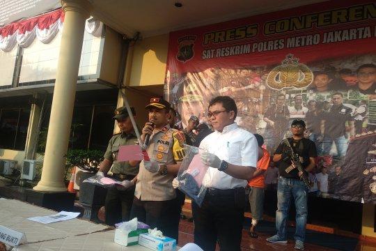Polisi tangkap pelaku pembacokan anggota TNI