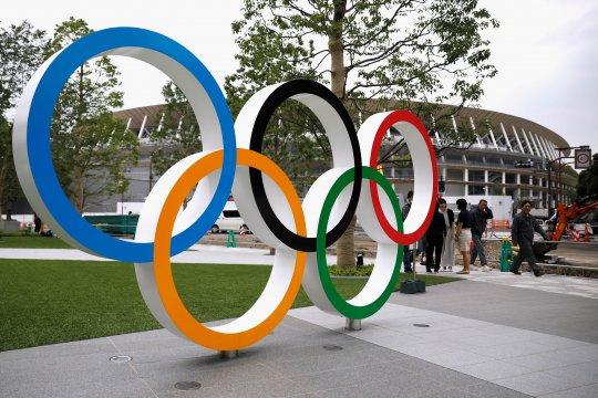 Stadion Olimpiade Tokyo gelar kejuaraan atletik pada Agustus