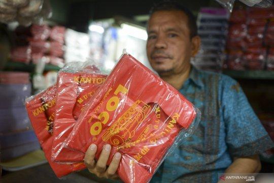 Asosiasi diet kantong plastik kritik pernyataan Sri Mulyani