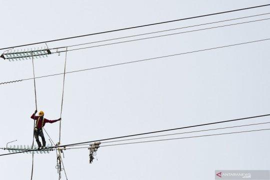 Konsumsi listrik rumah tangga selama PSBB di DKI naik 4,7 persen