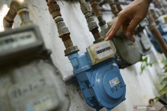 Pemerintah bangun jaringan gas di 54 kabupaten/kota pada 2020