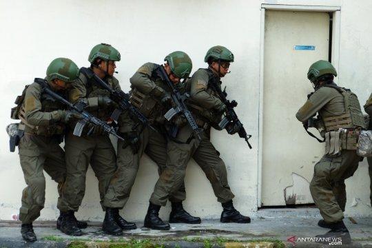 Latihan bersama TNI AU dan US Air Force