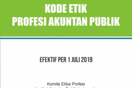 IAPI terbitkan kode etik profesi akuntan publik