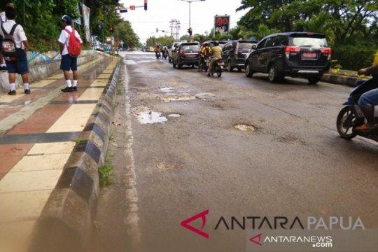 Perbaikan jalan kota Biak masuki tahap pelelangan pekerjaan
