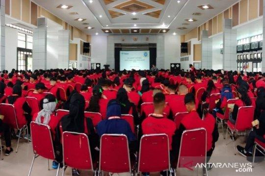 600 siswa BJRB TNI AL belajar sejarah tambang timah