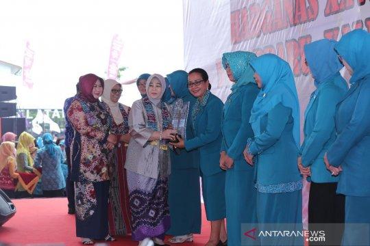 Kampung KB Dalung raih Pakarti Madya III Nasional