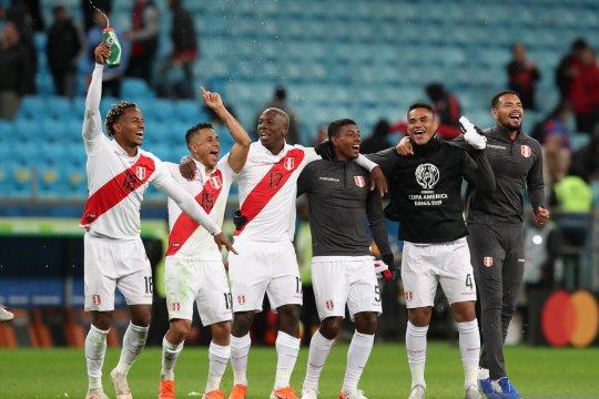Peru janji tampil lebih baik lawan Brasil pada final