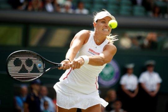 Keys mundur, Kerber pastikan maju ke semifinal Pan Pacific Open