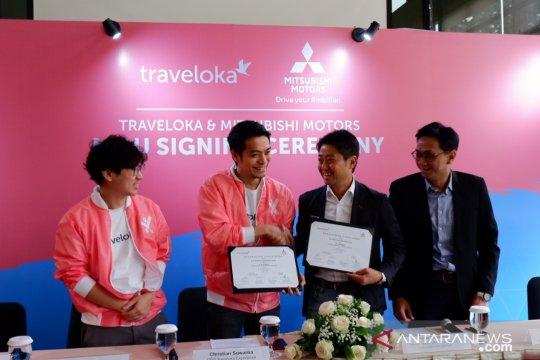Mitsubishi dan Traveloka kerja sama perluas cakupan konsumen