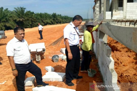Pembangunan jalur KA Rantauprapat - Kota Pinang Sumut sudah 60 persen