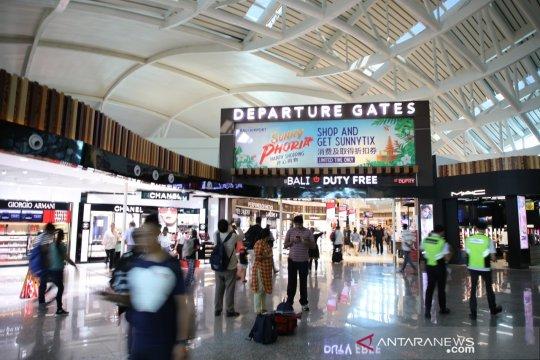 Sambut turis musim panas, Bandara Ngurah Rai gelar festival belanja