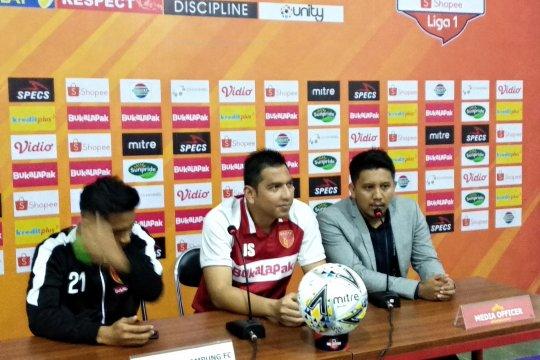 Hadapi Barito, pemain Badak Lampung diminta fokus.