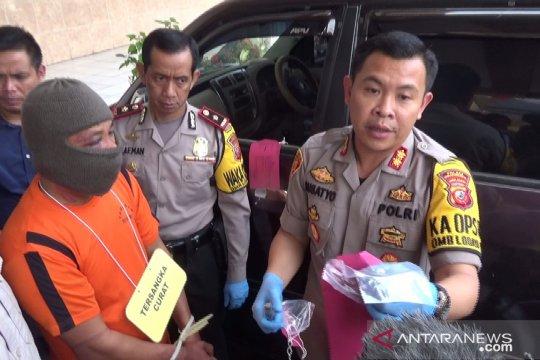 Polres Sukabumi Kota buru empat perampok bersenjata api