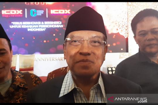 Said Aqil: ICDX bursa komoditi bergengsi dan mampu bersaing