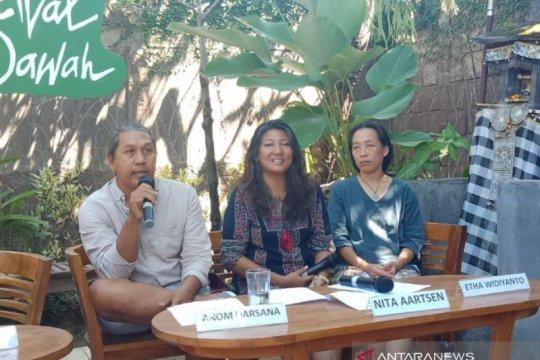 Festival Tepi Sawah kemas seni dengan konsep ramah lingkungan