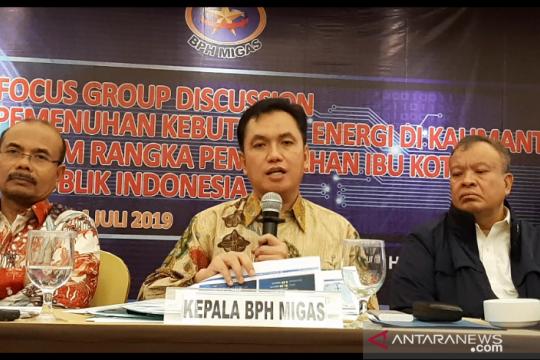 BPH Migas perkirakan kebutuhan gas untuk pemindahan ibukota mencukupi