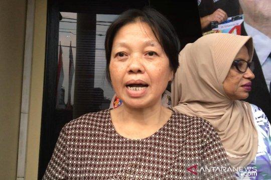 Bayi yang digendong korban penjambretan di Tanjung Duren tidak terluka