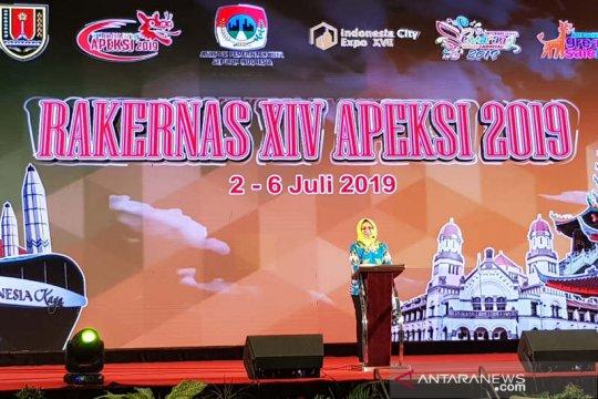 Tangerang Selatan tuan rumah Munas Apeksi 2020